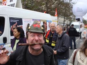 Manifestation du 11 octobre 2011
