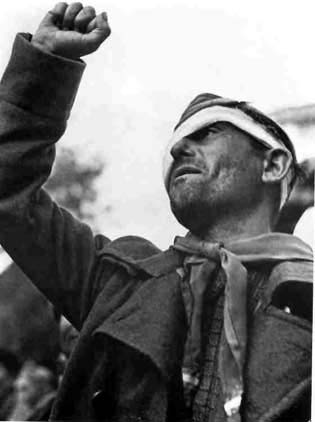 Brigades internationales Guerre d'Espagne