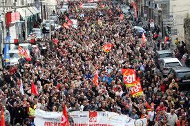 18 janvier 2012 : manifestation à 14 h de la place de la Bourse à la place saint Augustin
