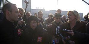 Vincent Adami face à Marine Le Pen